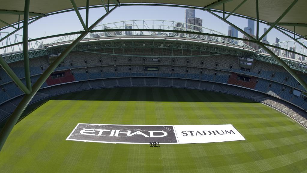 Melbourne stadium ltd