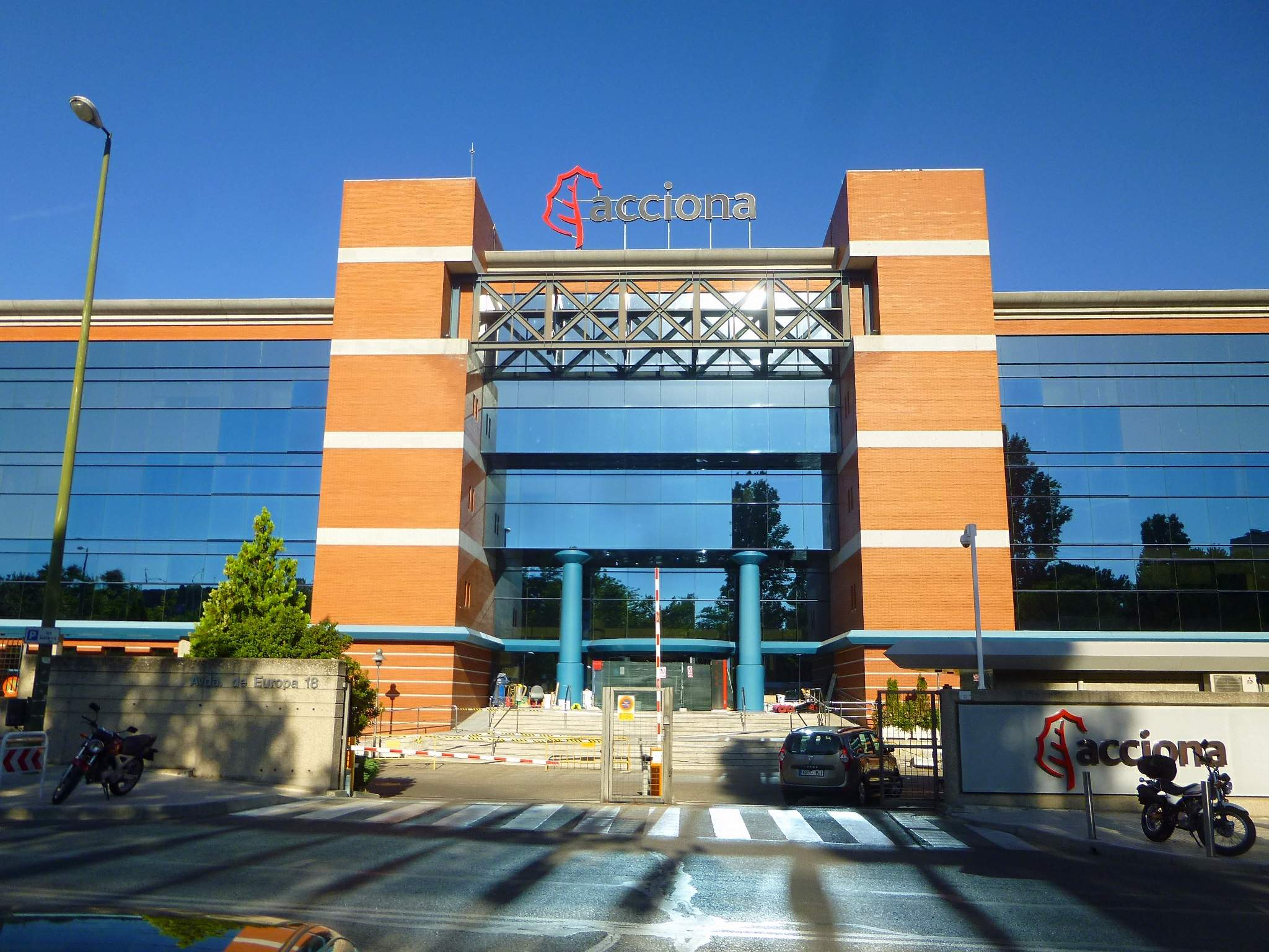 Acciona share point case study Primaxis