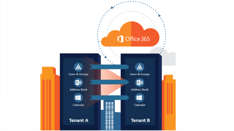 Best practices and challenges in setting up messaging and directory coexistence between different Office 365 tenants.